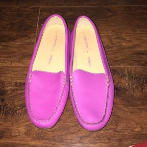 WOMENS ROCKPORT LOAFERS, SZ 8